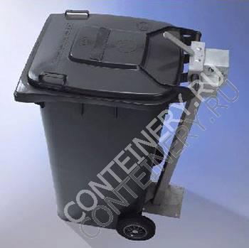 Защита контейнера от кражи был самим